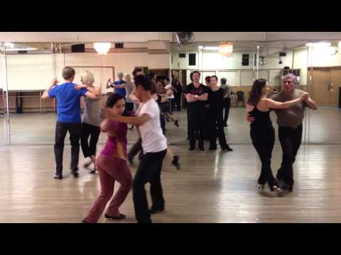 Ballroom Dance Academy Perf Team group number to music