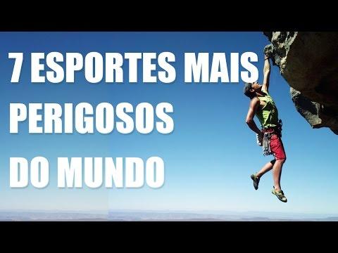 7 Esportes Mais Perigosos do Mundo
