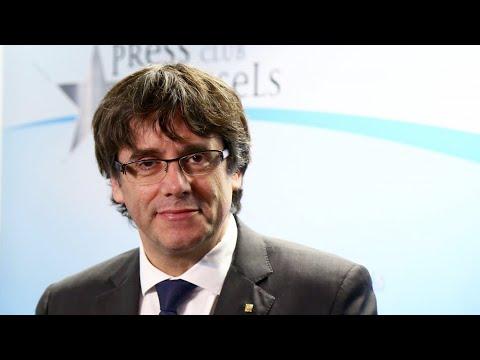 Spain drops international arrest warrant for Catalonia ex-leader Puigdemont