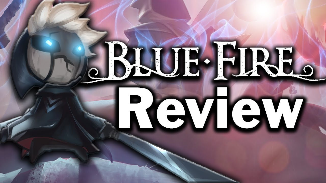 Blue Fire Review (Nintendo Switch / PC / PS4 / Xbox) (Video Game Video Review)