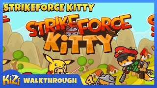 Strikeforce Kitty | Gameplay