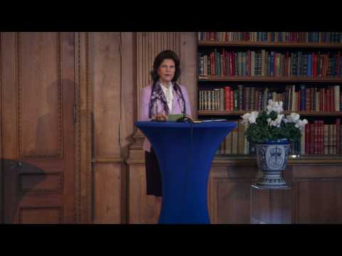 H.M. Queen Silvia of Sweden - Global Child Forum Partner Advisory Board Meeting 2016