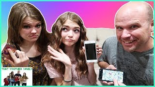 WHAT'S ON OUR iPHONES? / That YouTub3 Family