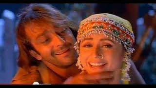 50-50 Telugu Movie Songs - Shabba Shabba song - Sanjay Dutt, Urmila, AR Rahman