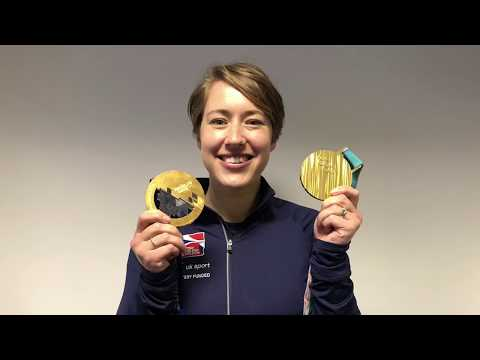 An Audience with... Lizzy Yarnold MBE