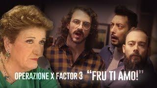 The Jackal - Operazione X FACTOR #3 (MARA MAIONCHI LO DICE IN DIRETTA)