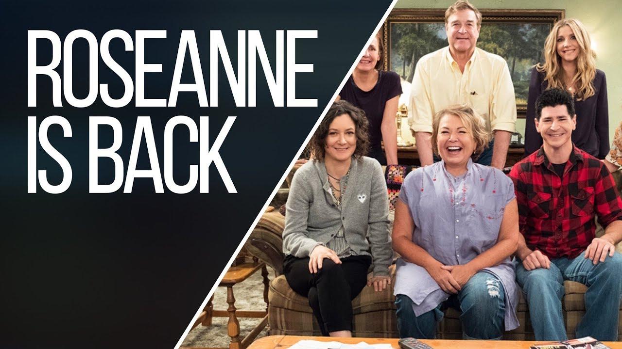 ROSEANNE IS BACK!