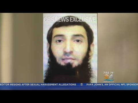 NY Terror Suspect Recently Moved From Tampa To New Jersey