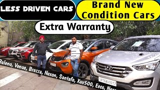 Less driven second hand cars, brand new condition used cars, Second hand cars,cardekho india, oldcar