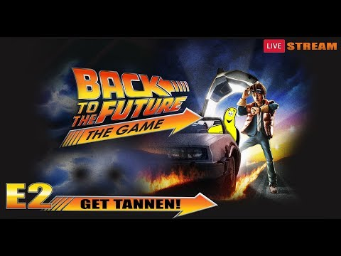 Back To The Future The Game: Episode 2 / Get Tannen! - HTG