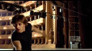 Барышников танцует под Высоцкого