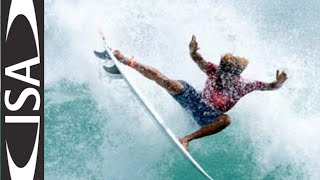 2015 ISA World Surfing Games - Competition Day 1