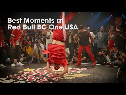 Best Moments At Red Bull BC One USA 2019 // .stance
