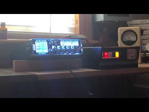 East GA 378 dx radio with 104 New Hampshire