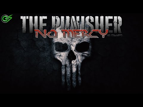 The Punisher: No Mercy [PS3] | Full Playthrough - HD 720p/60fps | No Commentary