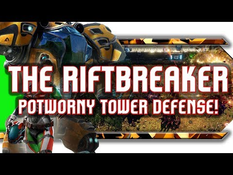 🔥 The Riftbreaker / Mocny tower defense na rynku?!