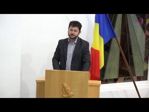 Joi 6 decembrie 2018 - Radu Oprea