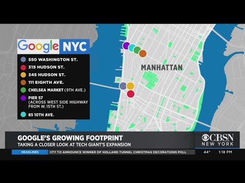 Expert: What Google's Hudson Square Campus Means For NYC