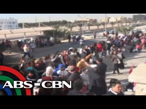 TV Patrol: OFWs sa Middle East baka bawasan pa kung pang-aabuso di titigil