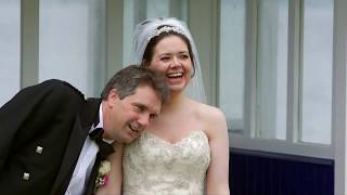 Laura & James Mount Stuart Bute Wedding Video