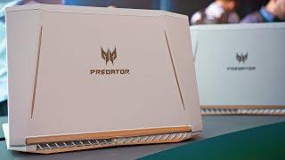 هذه النسخة الخاصة من الحاسب المحمول Acer Predator Helios 300