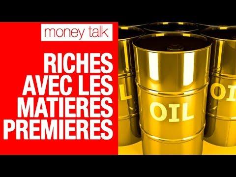 Riches avec les commodities! Emission Money Talk du 05/11/19
