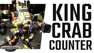 Huggernaut! The King Crab Counter in Div 3 - Solaris 7 - Mechwarrior Online The Daily Dosse #512