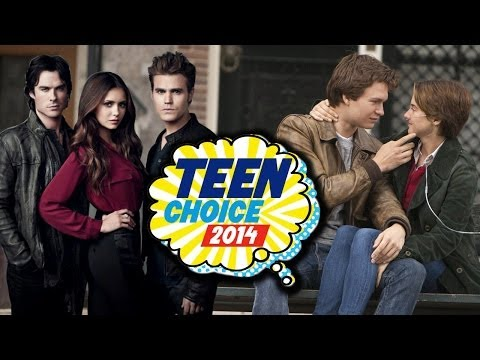 Teen Choice Awards 2014 Nominations - TFIOS, TVD & PLL