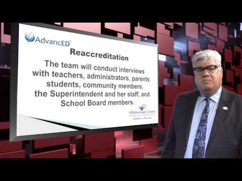 AdvancED/SACS Accreditation 101