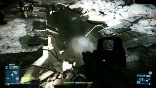 EA Battlefield 3: Close Quarters - Donya Fortress Gameplay Trailer