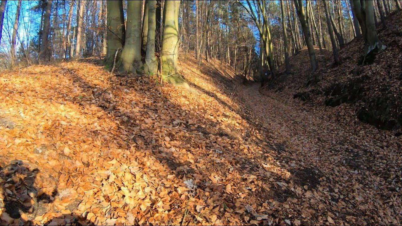 Skrót na WTR Podłęże-Kamień