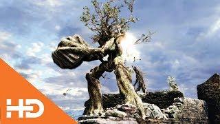 Наступление Энтов на земли Сарумана ✶ Властелин колец: Две крепости ✶ лучшие моменты