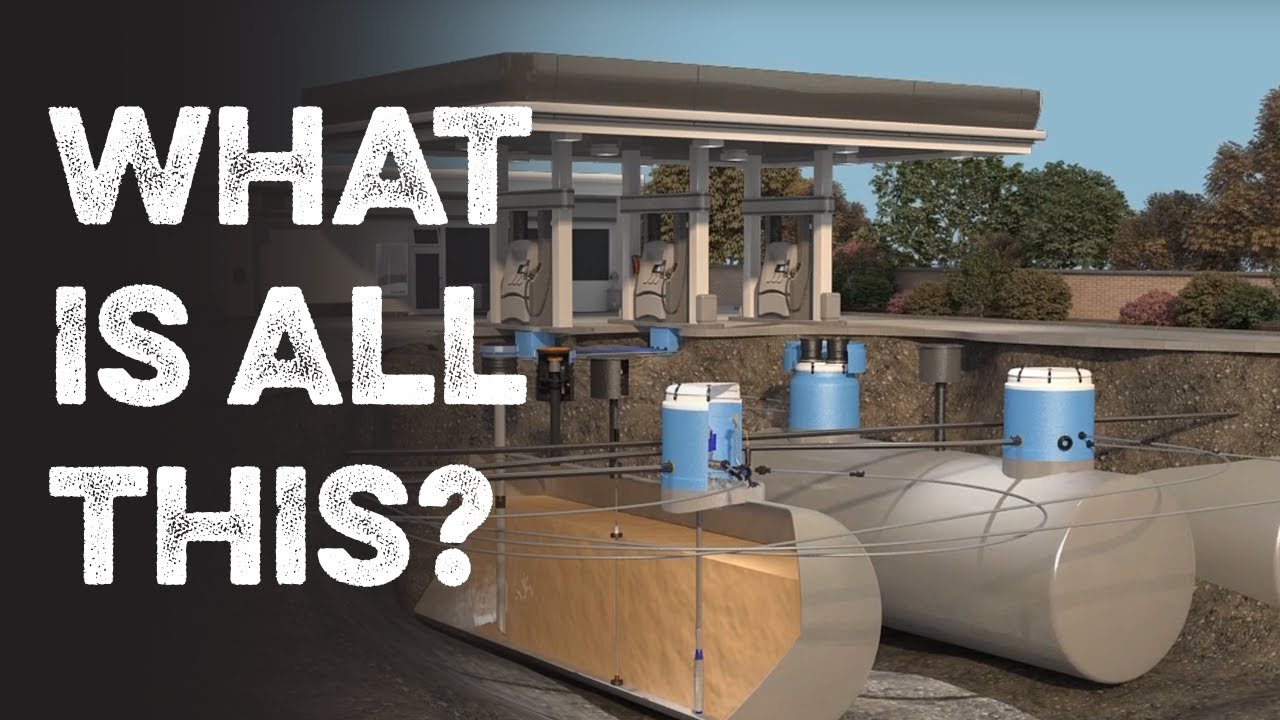 Download What Actually Happens Underground at a Gas Station?