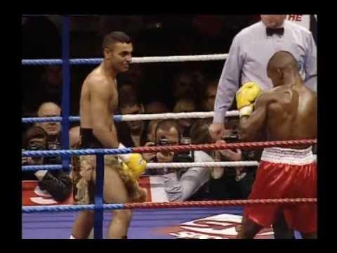 Naseem Hamed vs Steve Robinson