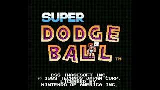 Super Dodge Ball (NES) Music - China Theme