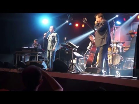 Kurt Elling performing Three View Of A Secret at Java Jazz Festival 2016