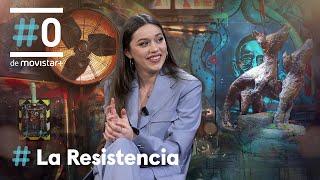 LA RESISTENCIA - Entrevista a Eva B   #LaResistencia 08.03.2021