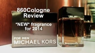 Michael Kors for Men (2014) NEW Review