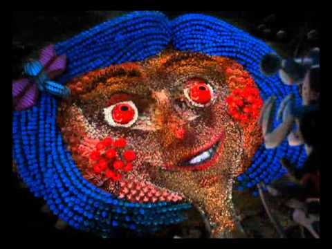 Coraline e o mundo secreto isat youtube for Bazzel el jardin de los secretos