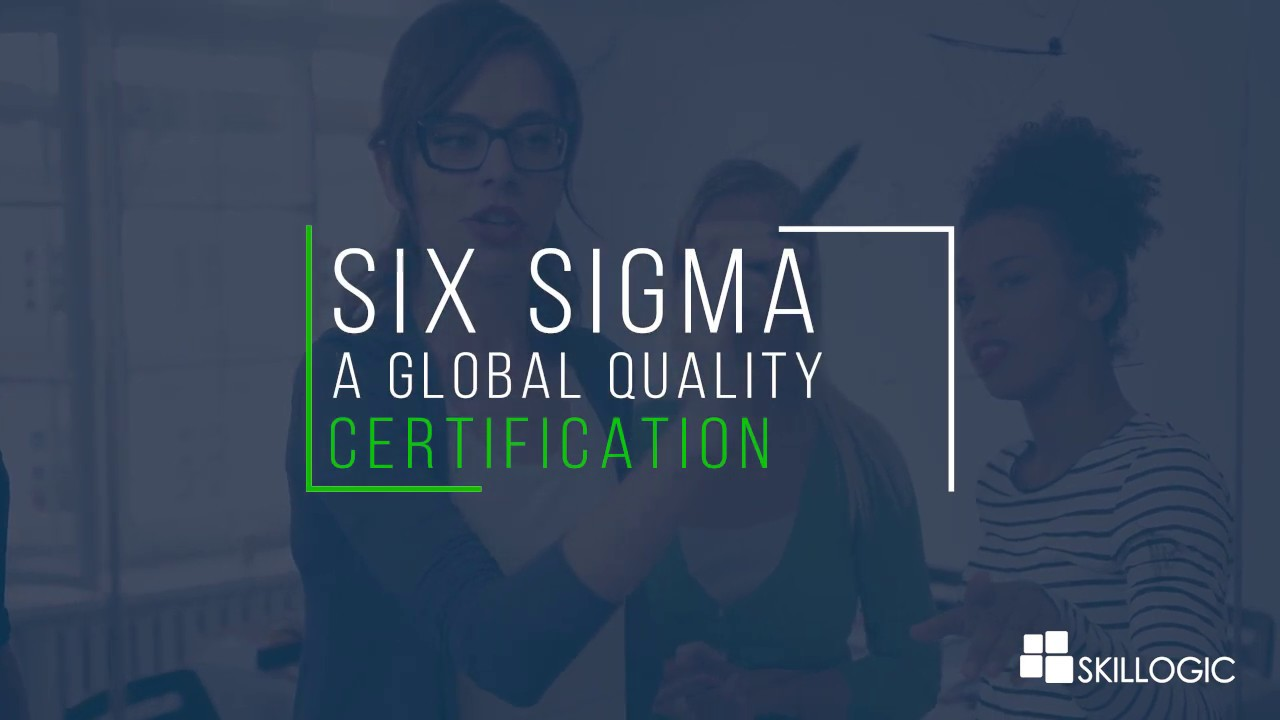 Six Sigma Course Syllabus And Benefits Youtube