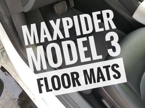 3d maxpider tesla model 3