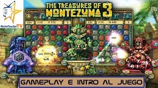 The Treasures of Montezuma 3 Gameplay e Introduccion al Juego