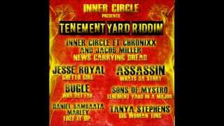 Tenement Yard Riddim mix 2015 (Inner Circle)