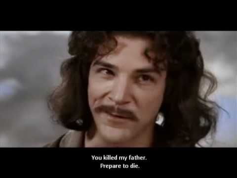 Hello My Name Is Inigo Montoya Youtube