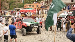 Abbotabad Off-Road Rally 2017 Champion ♦Sahibzada Sultan Muahmmad Ali Sb ♦ Team Sultan
