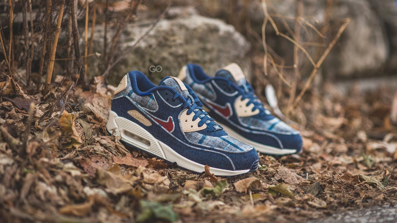 Pendleton By You x Nike Air Max 90: Review & On-Feet