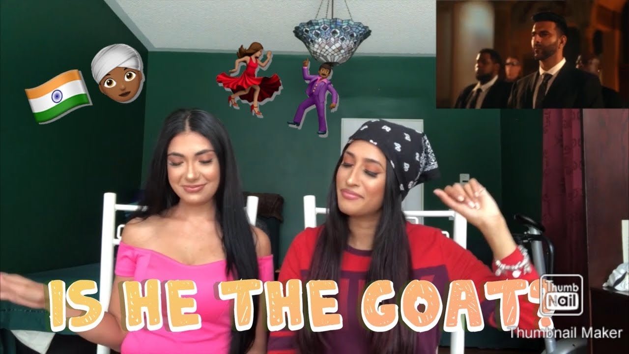 Download Diljit Dosanjh - G.O.A.T. (Official Music Video) (REACTION)