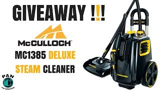 GIVEAWAY!!!  McCulloch MC1385 …
