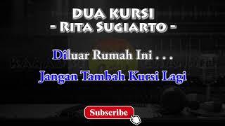 Download Karaoke Rita Sugiarto - Dua Kursi - HD Karaoke Audio
