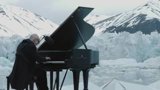 意大利音樂家Ludovico Einaudi北極演奏